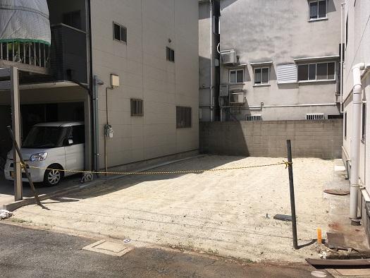 守口市金田町5丁目  売土地(建築条件無し)